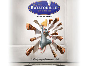 Ratatouille.