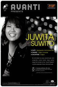 Juwita Live @ AVANTI.