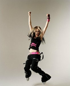 ROCK K.L. AVRIL! You can DO it!