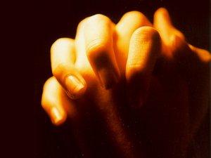 Keep on prayin'.