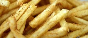 Delicious McDonald's fries...