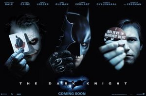 The Dark Knight ... of course.