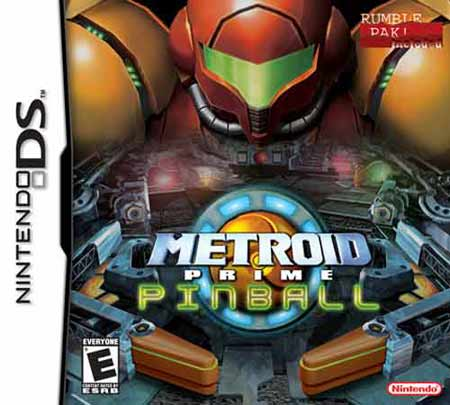 Metroid Prime: Pinball. Really good fun.
