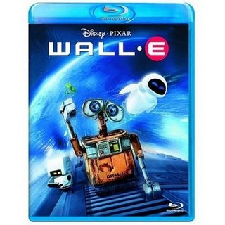 Wall-E on Blu-Ray