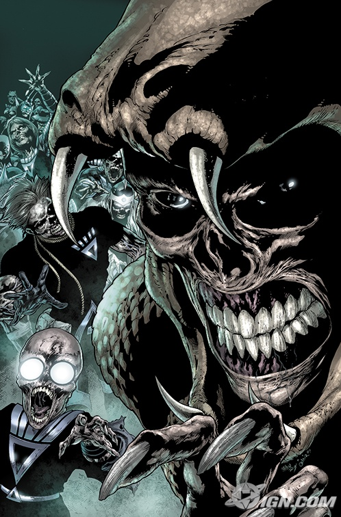The Blackest Night Saga continues with Issue 4!