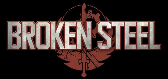 The Broken Steel logo