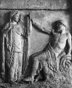 Zeus & Hera.