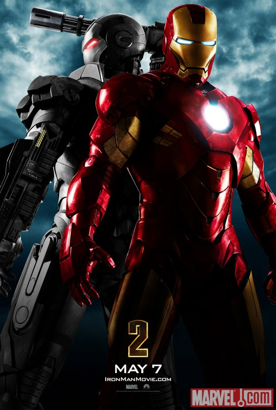 Iron Man & War Machine!