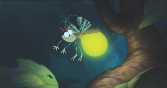 Ray, the firefly