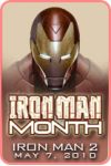 Iron Man Month at Marvel.com