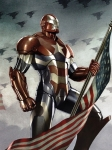 Wallpaper - Iron Patriot