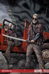 Wolverine & Hawkeye