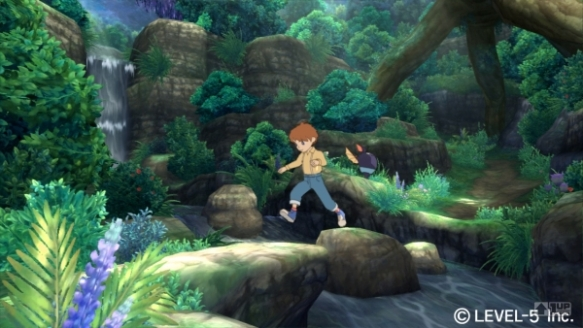 The gorgeous world of Ni No Kuni