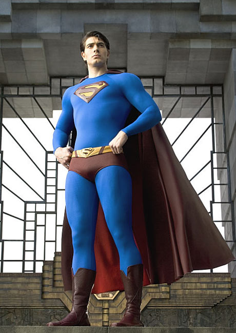 Superman's Awesome Costume