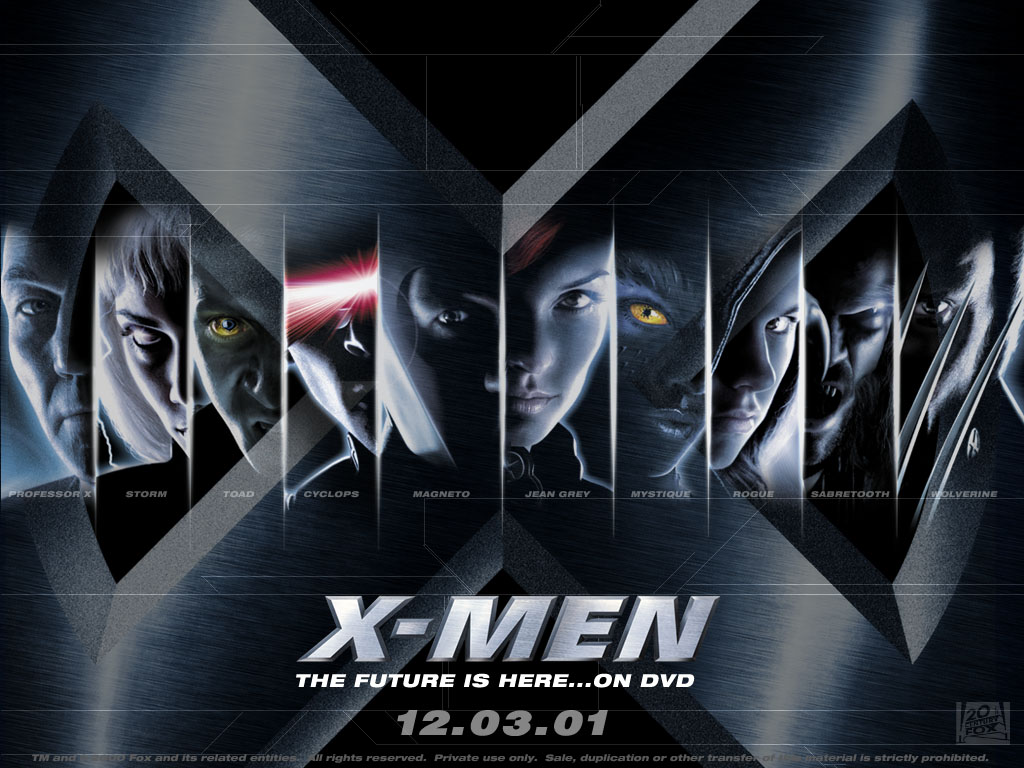 X Men 4 and 5 Coming