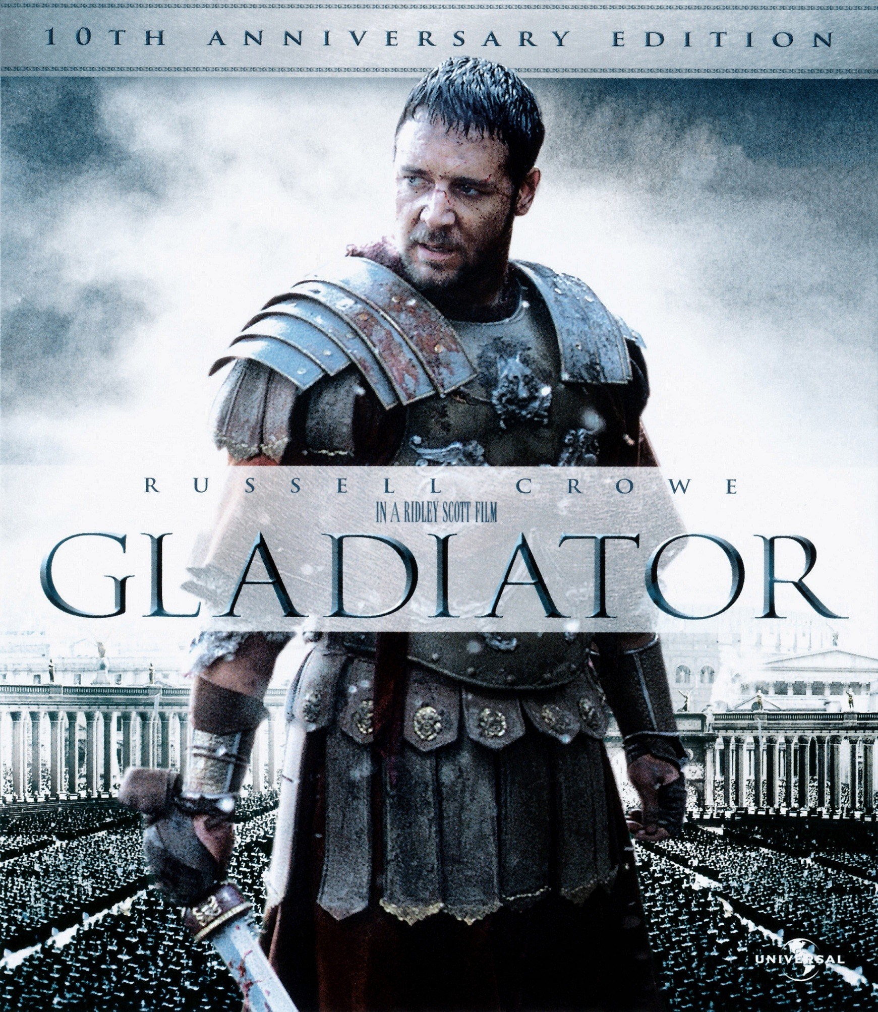 Movie review of gladiator the movie